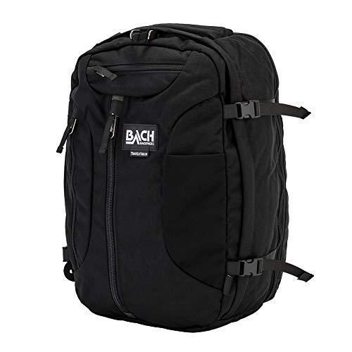 [ バッハ ] BACH 3WAY バッグ 28L バックパック リュック ショルダーバッグ デイパック トラベルスター 132501 ブラック Backpack Travelstar 28 Black 旅行 トートバッグ 多機能 [並行輸入品]