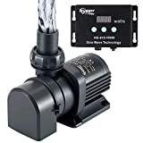 hygger 2650GPH Quiet Submersible and External 24V Water Pump,...
