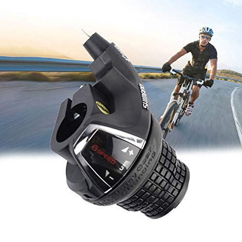 CenYC - Palanca de cambios para bicicleta de montaña, color 6 velocidades.,...