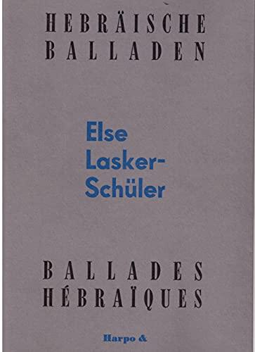 Ballades Hébraïques