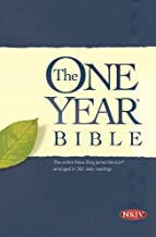 The One Year Bible NKJV (Softcover)