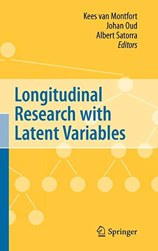 Longitudinal Research with Latent Variables