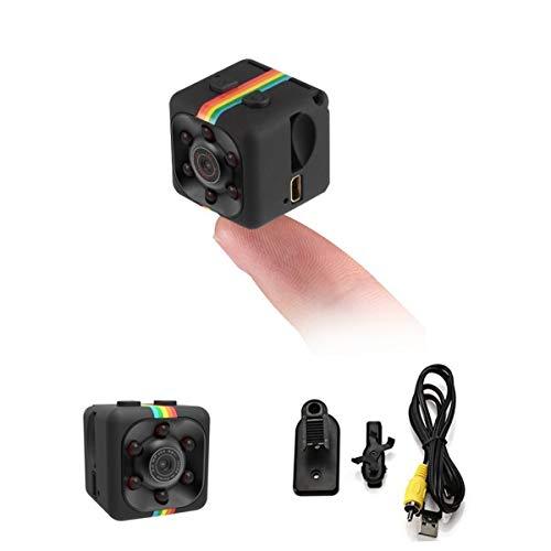 ARCELI Spy Camera, Hidden Camera Mini Camera HD 1080P or 720P Spy Cam Wireless Small Portable Night Vision Motion Detection for Home, Car, Drone, Office