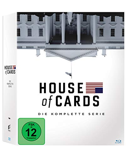House of Cards - Die komplette Serie [Blu-ray]