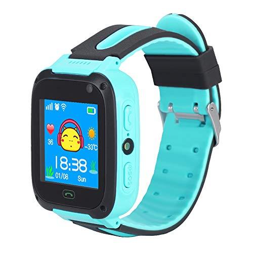 Aeloa Kid Smart Watch Anti verlorene Tracker Safe Touch Screen Kid Kinderuhr Farbe Grun