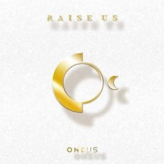 ONEUS - Raise US [Twilight & Dawn ver] (2nd Mini Album) CD + DIGIPACK + Booklet + Lyrics Card + Postcard + Photocard (Twilight ver)