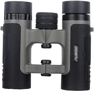 FANGFHOME télescope Jumelles 10X25 Jumelles à Main pour Observation d'oiseaux Haute définition Petites Jumelles Portables ...