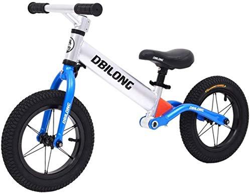 TXXM Sliding Kinderwagen Kinder Gleichgewicht Auto Doppel-Rad kein Pedal-Kind Baby 1-3-6 Jahre alt Scooter Yo-Auto...