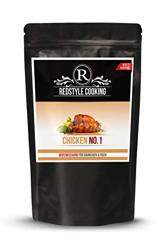 Chicken No.1 BBQ Rub 250g