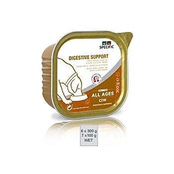 Spécifique Spécifique CN CIW Digestive 7 Barq. Nourriture pour Chien 100 g