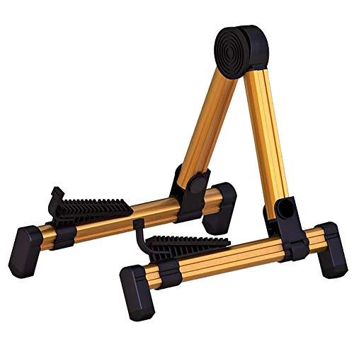 MAQLKC Elektrischer Einrad-Ständer, zusammenklappbar, Aluminium, verstellbare Halterung für Einradarten, einfach zu tragen, stabiler Ständer, sicherer Schutz, Zubehör, Orange