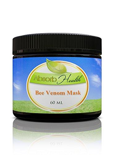 Máscara Bee Venom | crema de día o de noche | 1oz o oz | Natural Manuka Honey, ácido hialurónico, y Shea