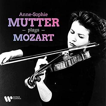 Anne-Sophie Mutter Plays Mozart