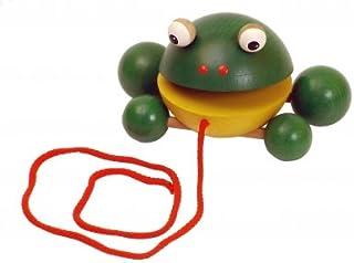 ABA Pull-Along Frog Eli モーション付き