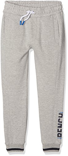 Bench Jungen Slim Sweat Pants Jogginganzug, Grau (Grey Marl MA1023), 164 (Herstellergröße: 13-14)
