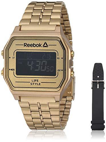 Set De Reloj Reebok Con Correa Intercambiable