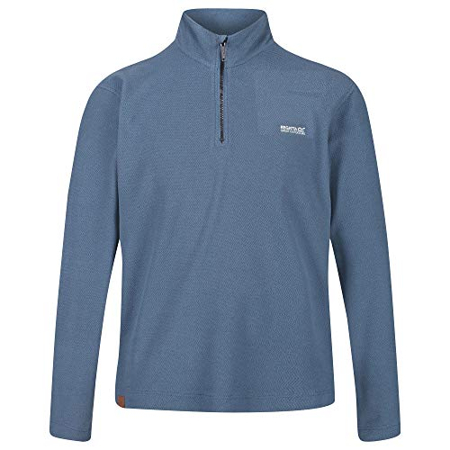 Regatta Mens Elgor II Polyester Half Zip Fleece Jacket