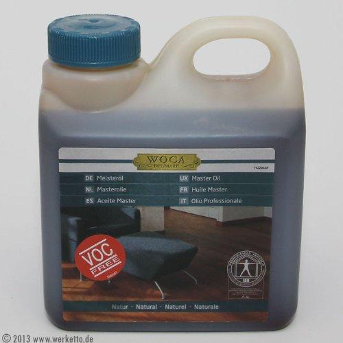 WOCA Meisteröl natur - 1 Liter