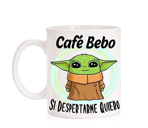 Taza Baby Yoda