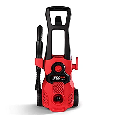 Electric Pressure Washer, With Adjustable Nozzle, 6M / 19.7Ft High Pressure Water Outlet Design, Fast Efficient, Small, Lightweight, Easy To Clean And Store from Nt
