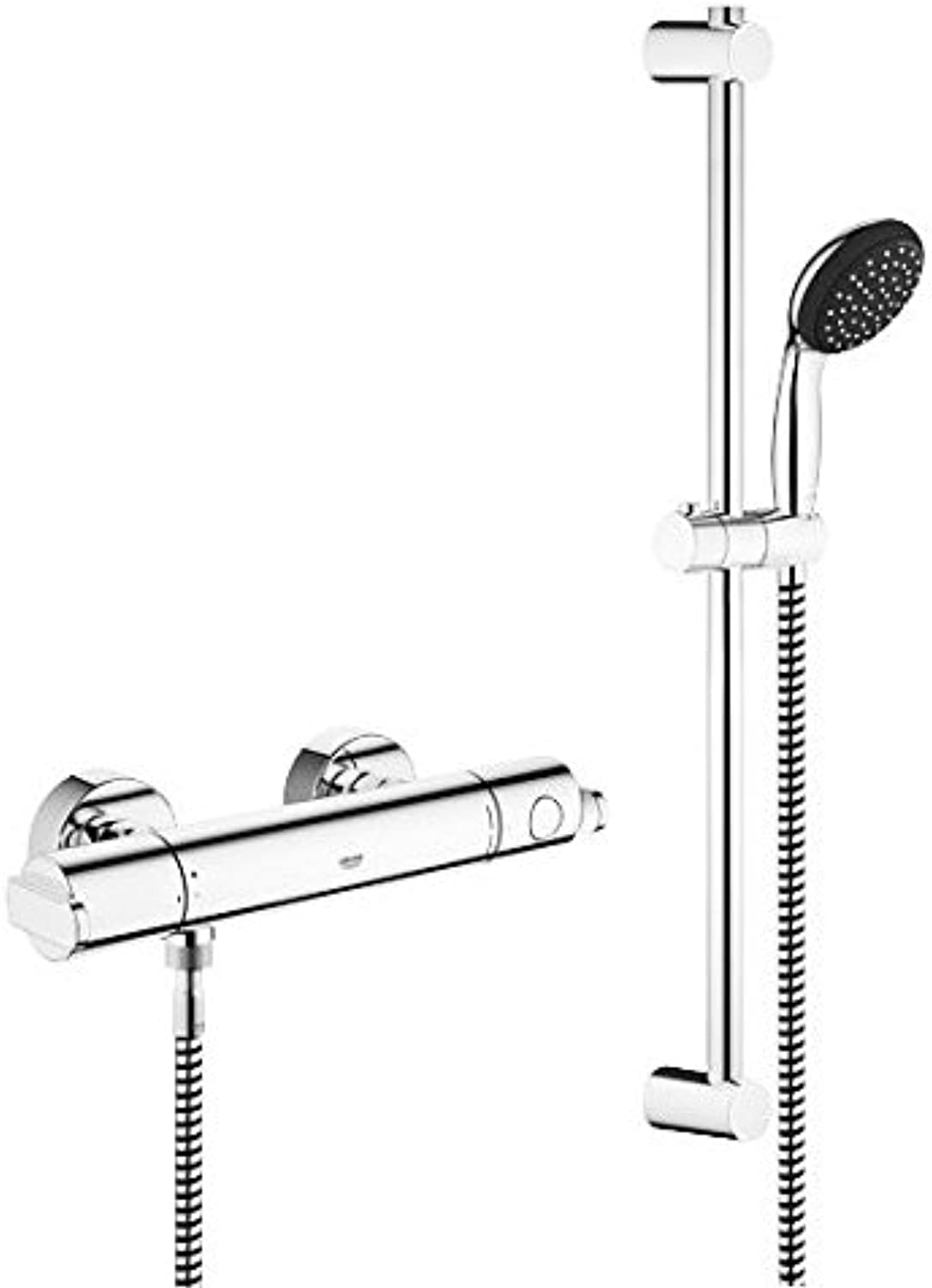 GROHE 34545000 Get Thermostatic Shower Mixer