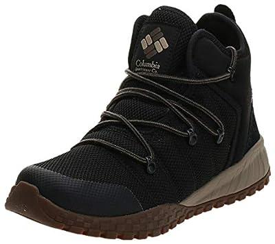 Columbia Men's Fairbanks 503 Snow Boot, Black, mud, 11