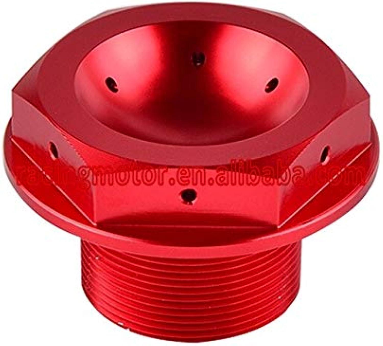 Akidreamshouse  H2CNC CNC Steering Stem Nut Bolt for Kawasaki Z650 Z750 Z800 Z900 Z1000 Versys 650 1000 Ninja ZX6R ZX10R ER6F ER6N ER6F ER6N