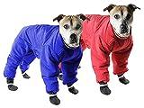 MUTTLUKS, Reversible Dog Snowsuit with 4-Legged...