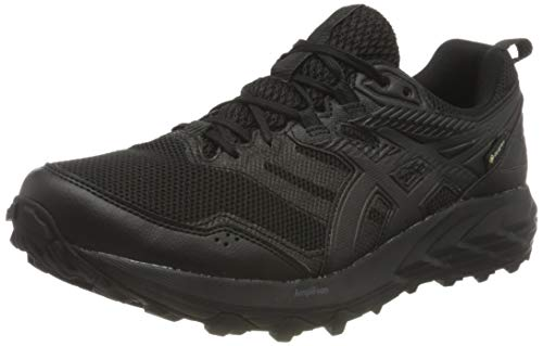 ASICS Herren 1011B048-002_44 Running Shoes, Black, EU