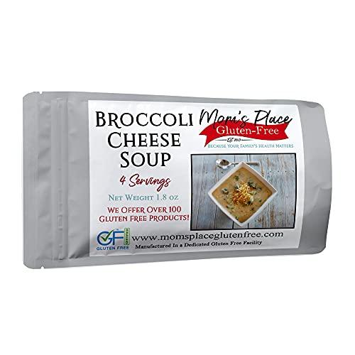 Mom's Gluten Free Broccoli Cheese Soup Mix