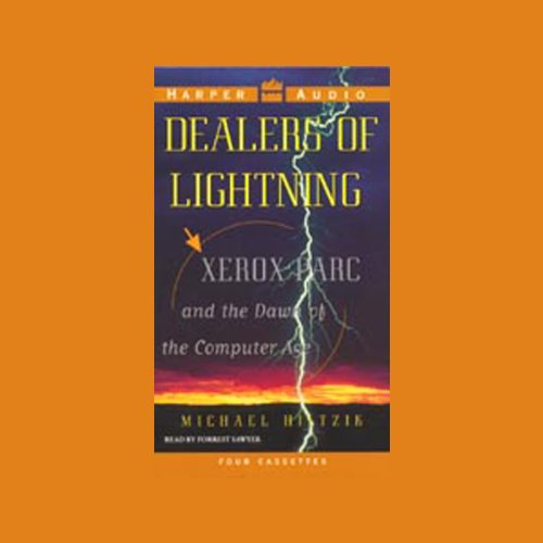 Dealers of Lightning audiobook cover art