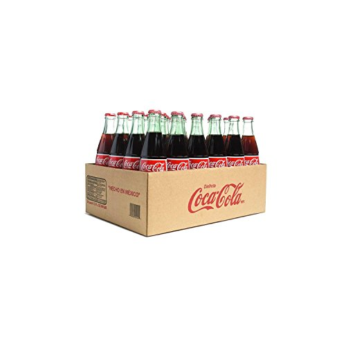 Coca Cola de Mexico (355ML glass bottles, 24 pk.)