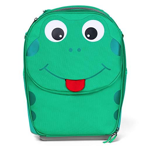Affenzahn Kindertrolley in Handgepäckgröße - Frosch - Grün