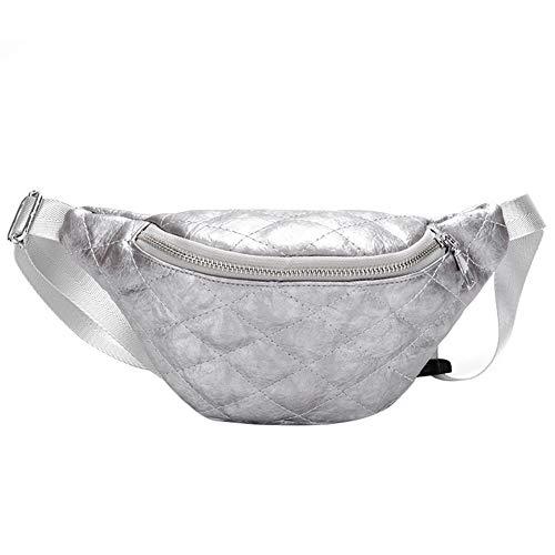 Jituan Bolsa de cintura camuflaje impermeable Oxford tela deportes cintura bolsa correr senderismo montar cintura bolsa ocio gran capacidad monedero 31* 12* 2cm