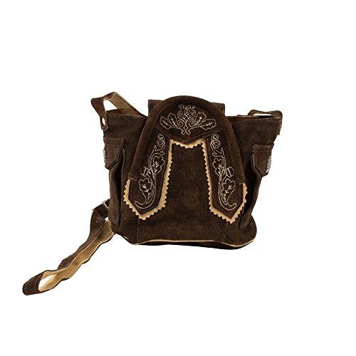 JD Lederhosen-Handtaschen klein