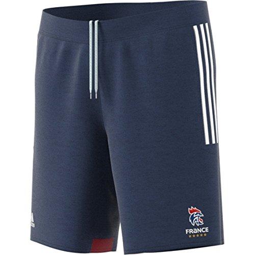 adidas Herren Ffhb Shorts, Mysblu/White/Powred, 3XL