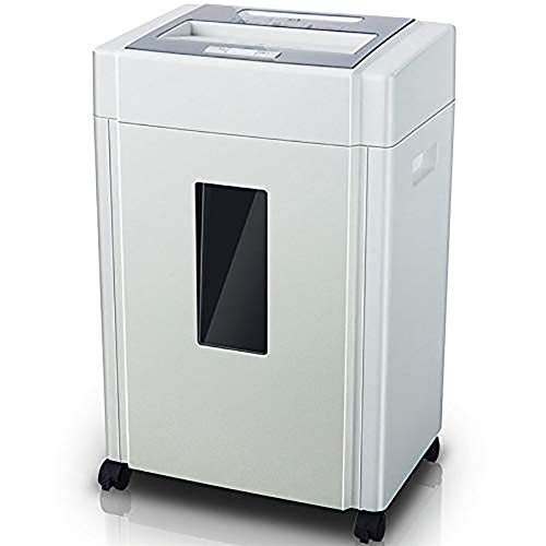 Purchase Electric Heavy Duty Paper Shredder, Destroys CD/Credit Card,Overload and Thermal Protection...