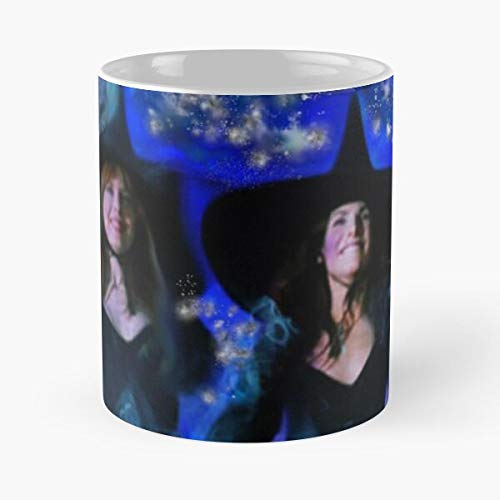 Witches Feminist Spells Power Owen White Magic Brooms Sisters the best 11oz White coffee mugs Made from ceramic