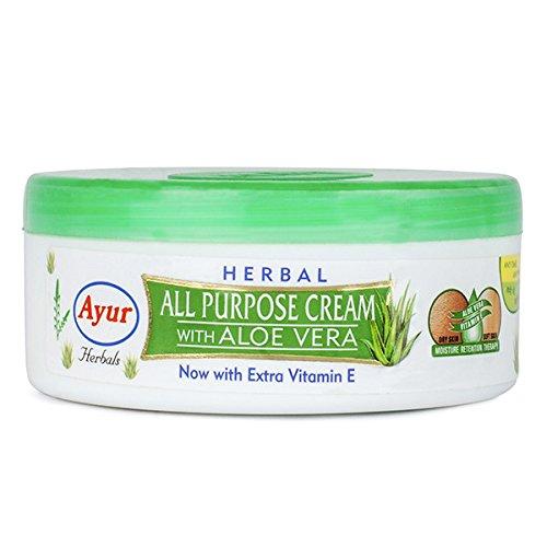 Ayur Herbal All Purpose Cream With Aloe Vera 200Ml