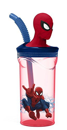 Boyz Toys Figurine 3D Gobelets–Spiderman
