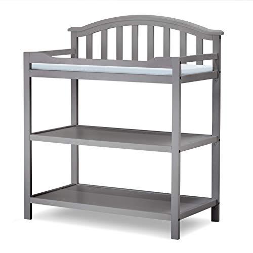 Sorelle Berkley Dressing Table, Gray