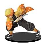 kylew Figuras de acción de Naruto japonés de héroes de Anime mi Esposa Zenyi Edición de Combate Slayer's Blade Hand Office Aberdeen Decoración