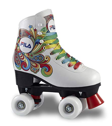 FILA SKATES Bella, Pattini A Rotelle Donna, Bianco, 32