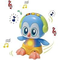 Jaki Interactive Voice Sensor Musical Penguin Baby Toy