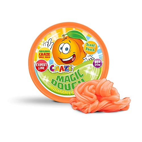 CRAZE Magic Dough Expert Fantastic Fruits-Plastilina aromática para niños, 70 g, con Aroma 35368, Color