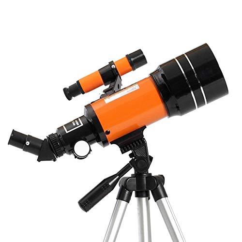 ZZJ HD Outdoor Professionnel Telescope Astronomique De Vision Nocturne Deep Space Star View Moon View 150X Télescope Monoculaire