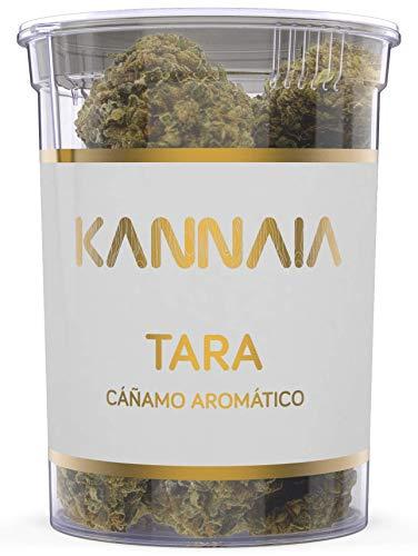 KANNAIA - **NUEVO** TARA etiqueta ORO 5 g - ENERGÍA Y VITALIDAD - Cáñamo aromático