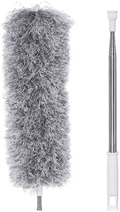 Feather Dusters Max 44% OFF Retractable Pole Cleaning Sale Easy Arbitrarily Brush
