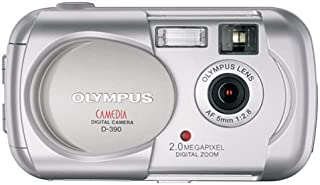 Olympus D-390 2 MP Digital Camera
