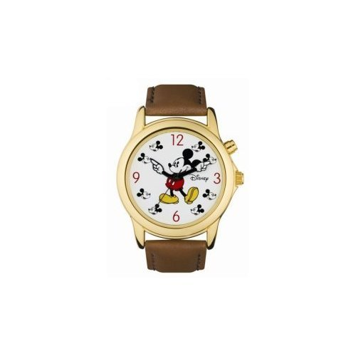 Disney Midsize MU2550-MT Musical 'Mickey Mouse March' Motion Hands Watch